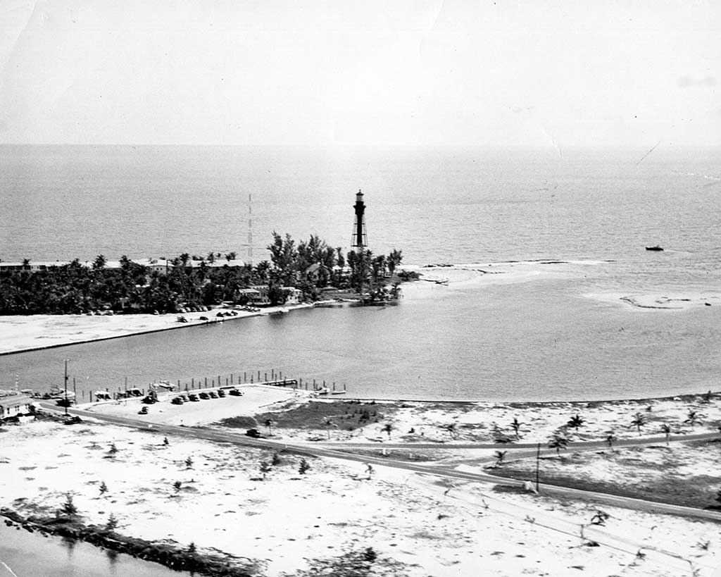 inlet 1950s