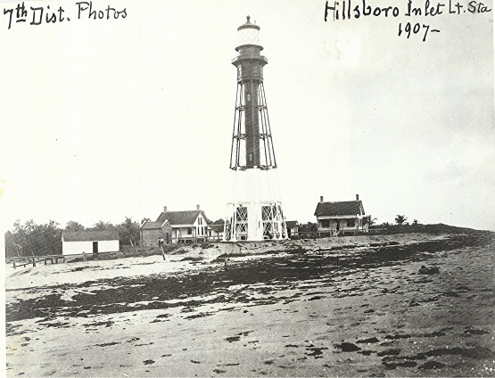 lighthouse 1907