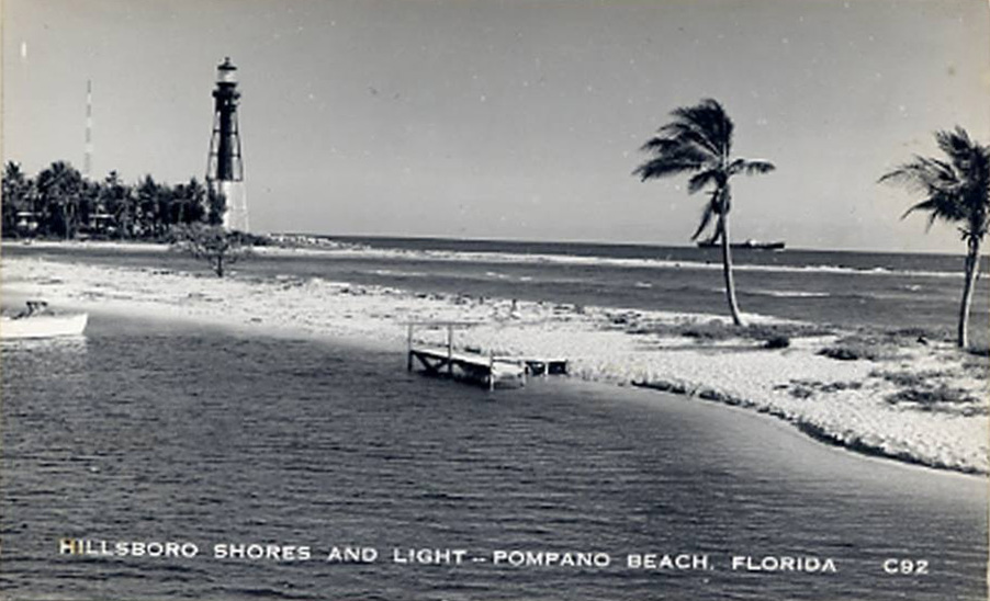 lighthouse 1930s